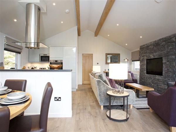 Loch Tay Highland Lodges - Eldersburn Lodge in Perthshire