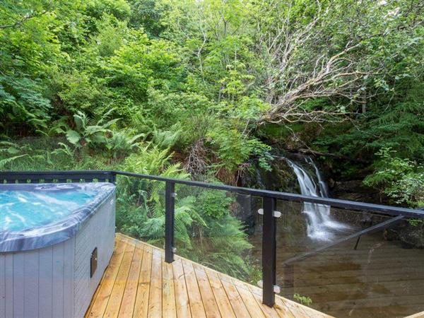 Loch Tay Highland Lodges - Waterfall Lodge in Perthshire