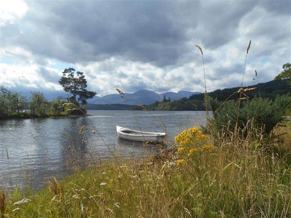 Lochaber - Eriscan in Muirshearlich, near Fort William, Inverness-Shire