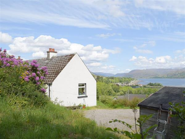 Lochcarron Cottages - The Rockies from Cottages 4 You
