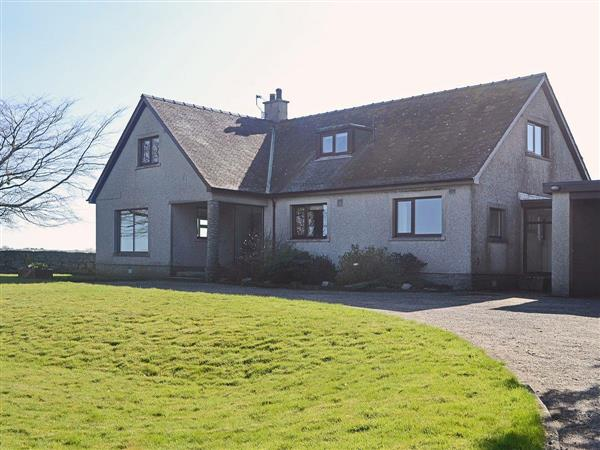 Lochhill Bungalow in Dumfriesshire