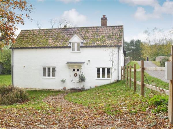 Lock Cottage in Wiltshire