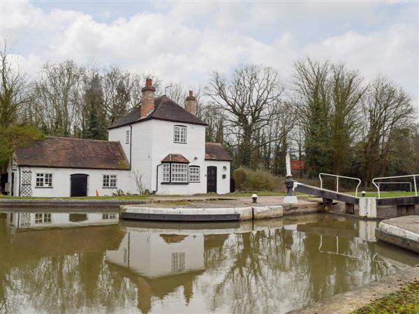 Lock Keepers Cottage in Warwickshire
