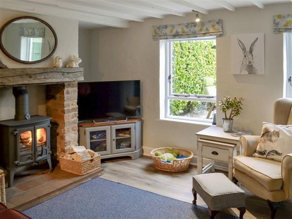 Lockside Cottage in Norfolk