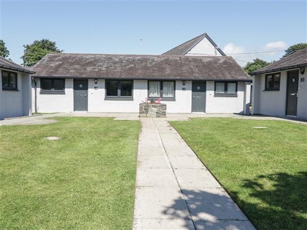 Lodge 19 in Gwynedd