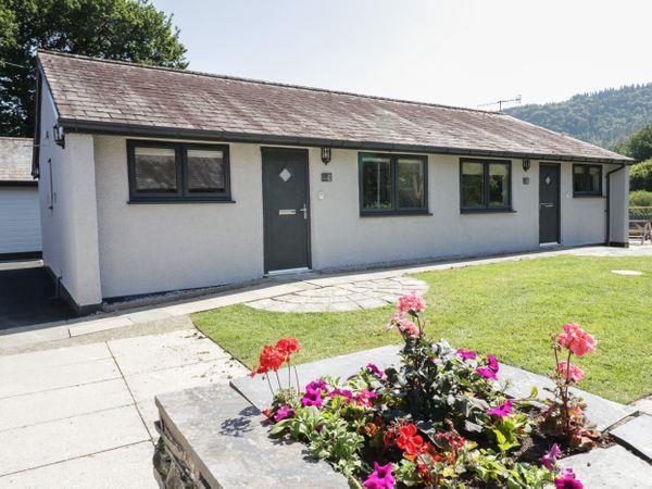 Lodge 21 in Gwynedd