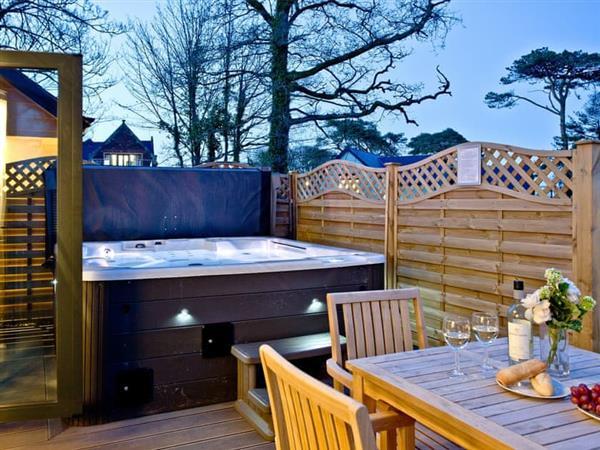 Lodge 4 - Beyond Escapes in Devon