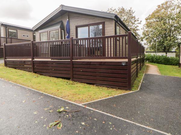 Lodge 69 at Riviera Bay in Brixham, Devon