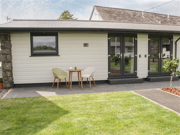 Lodge 8 in Gwynedd
