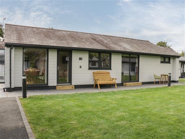 Lodge 9 in Gwynedd