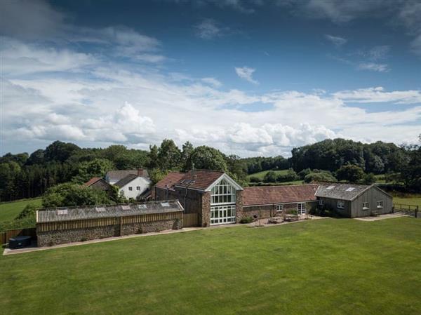 Lodge Barn in Gloucestershire