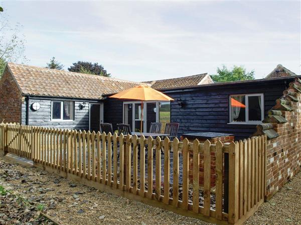 Lodge Farm Holiday Barns - Lakeview in Norfolk