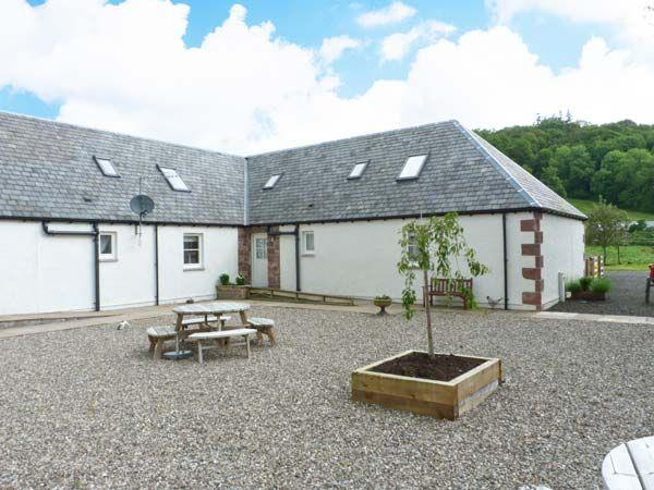 Lon Cottage in Perthshire