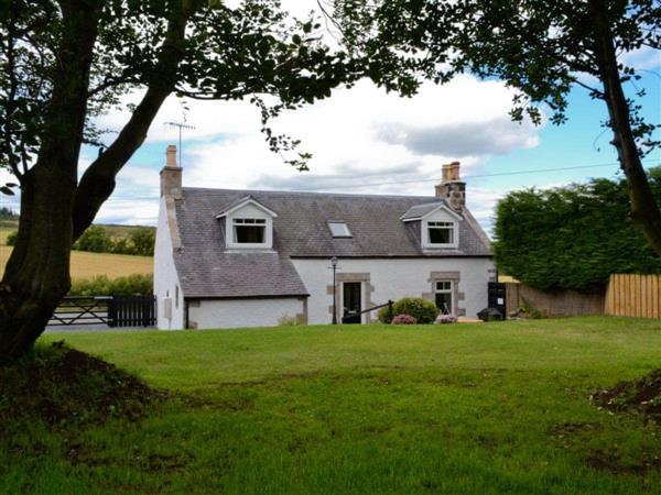 Longcroft Cottage in Aberdeenshire