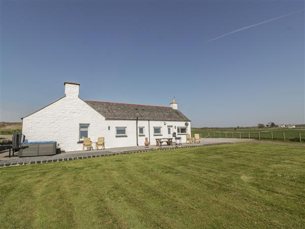 Longforth Farm Cottage in Wigtownshire