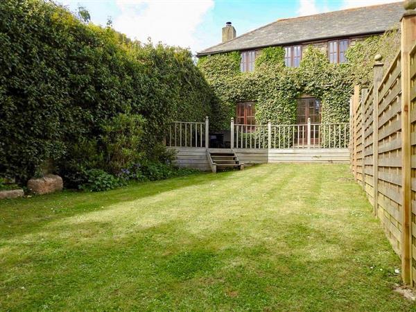 Lovage Cottage in Kingswear, near Dartmouth, South Devon