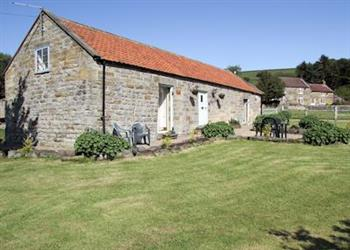 Low Crossett Cottage in North Yorkshire