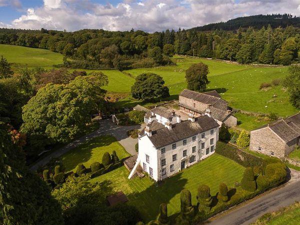 Low Graythwaite Hall, Hawkshead - Cumbria