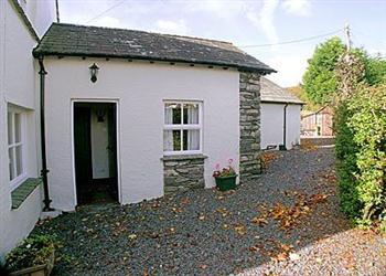Low Ickenthwaite Farm Cottage in Cumbria