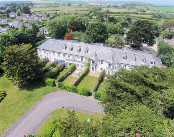 Lowenna Manor 3 in Cornwall