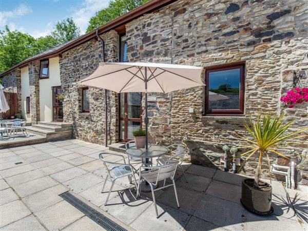 Lower Aylescott Cottages - Smithy Cottage in Devon