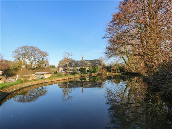 Lower Calbourne Mill in Isle of Wight