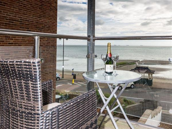 Lower Chine Apartment in Isle of Wight