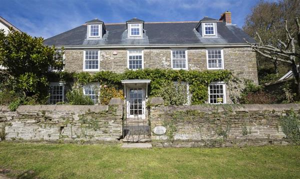 Lower Easton Farmhouse in Salcombe