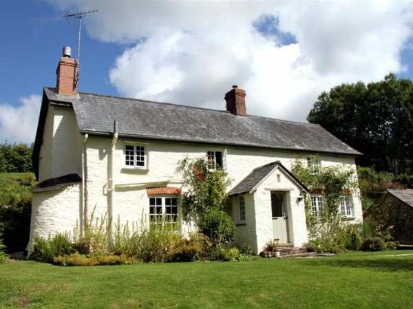 Lower Goosemoor Cottage in Somerset