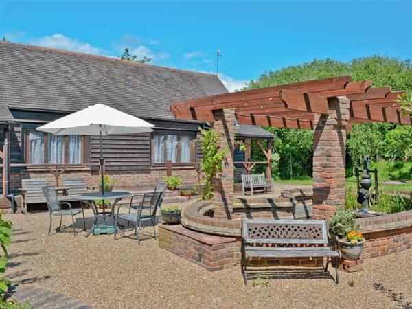 Lower Marley Farm - Apple Cottage in East Sussex