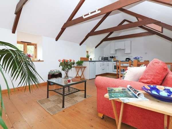 Lower Rissick Cottage in Cornwall