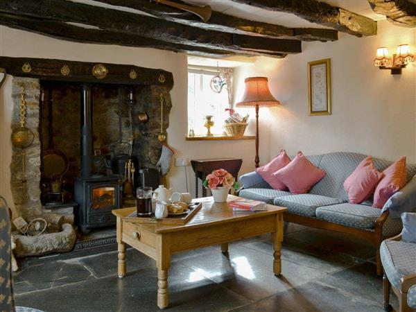 Lower Trethinna Cottage in Cornwall