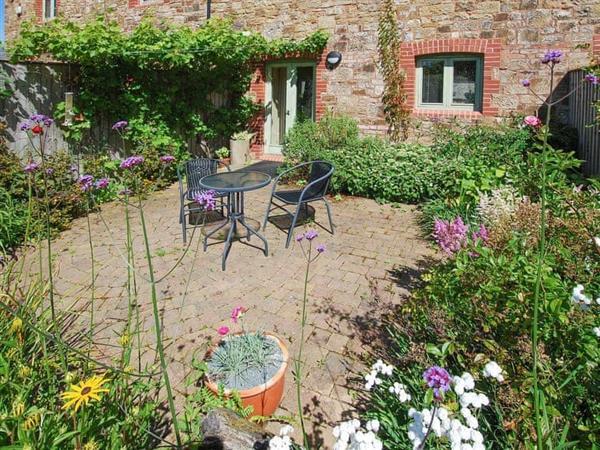 Lower Winsford Farm - Ostlers Cottage in Devon