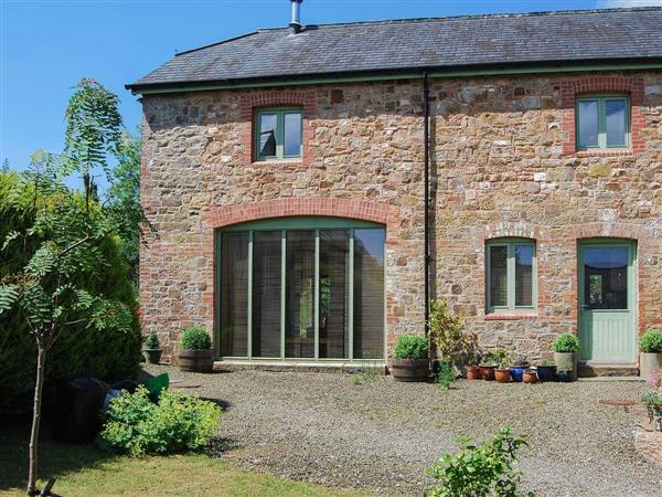 Lower Winsford Farm - The Garden House in Devon