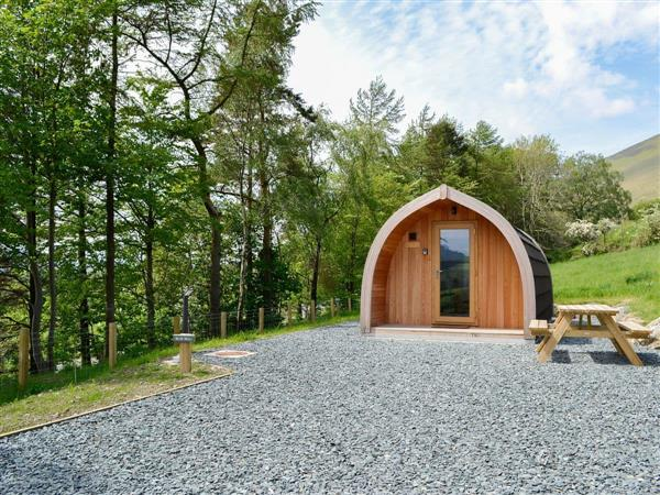 Lowside Farm Lodges - Bluebell Lodge in Cumbria