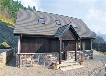 Lubnaig Cottage in Perthshire