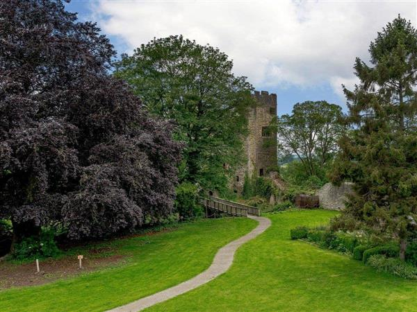 Ludlow Castle Lodgings - Sir Henry Sidney in Shropshire