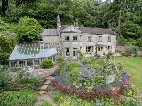 Lumsdale House in Derbyshire