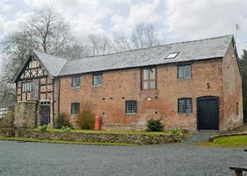 Luntley Court - The Granary in Herefordshire