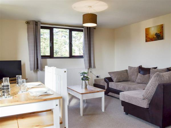 Lynby Lodges - Oak Lodge in North Yorkshire