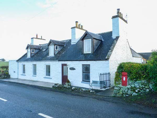 Lyndalan Cottage in Wigtownshire