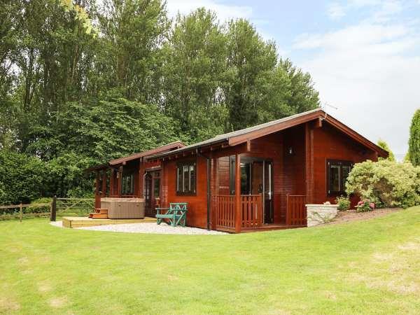 Lynn Croft Lodge in Shropshire