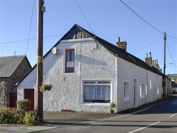 MacDonald Cottage Apartment in Perthshire