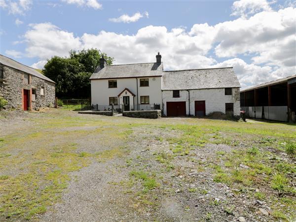 Maerdy Cottage in Clwyd