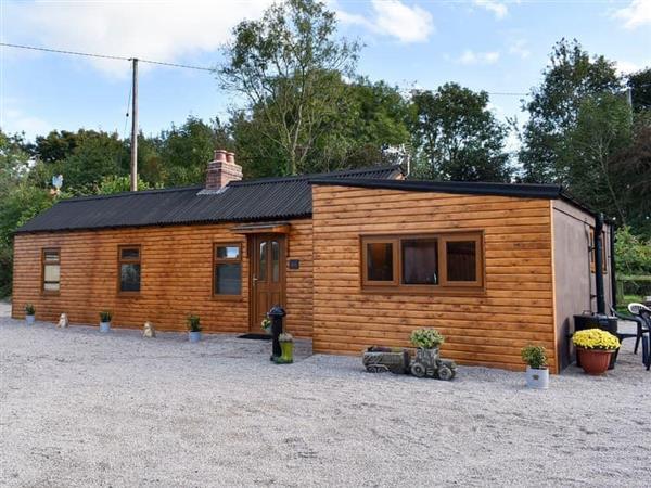 Maes Teg Cabin, Holywell, Clwyd