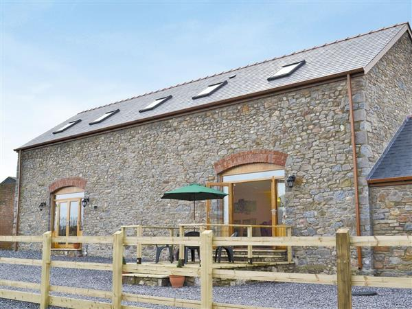 Maes Y Prior Holiday Barns - The Coach House in Dyfed