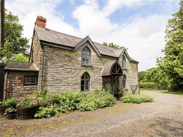 Maesgwyn in Dyfed