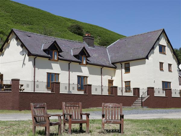 Maesgwyn in Powys