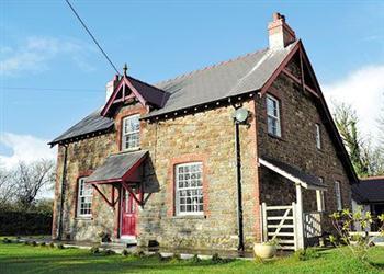 Maesoland Farm House in Dyfed