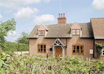 Magnolia Cottage in Suffolk